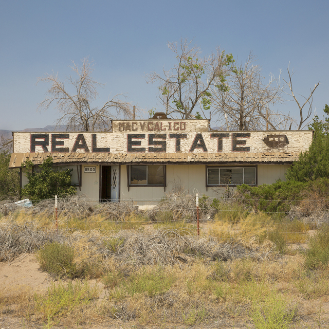 , 'Calico Real Estate, Stagecoach, Nevada,' 2017, Gallery Vassie