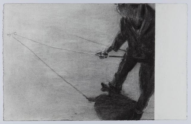 , 'Blind Spot,' 2017, Kristof De Clercq