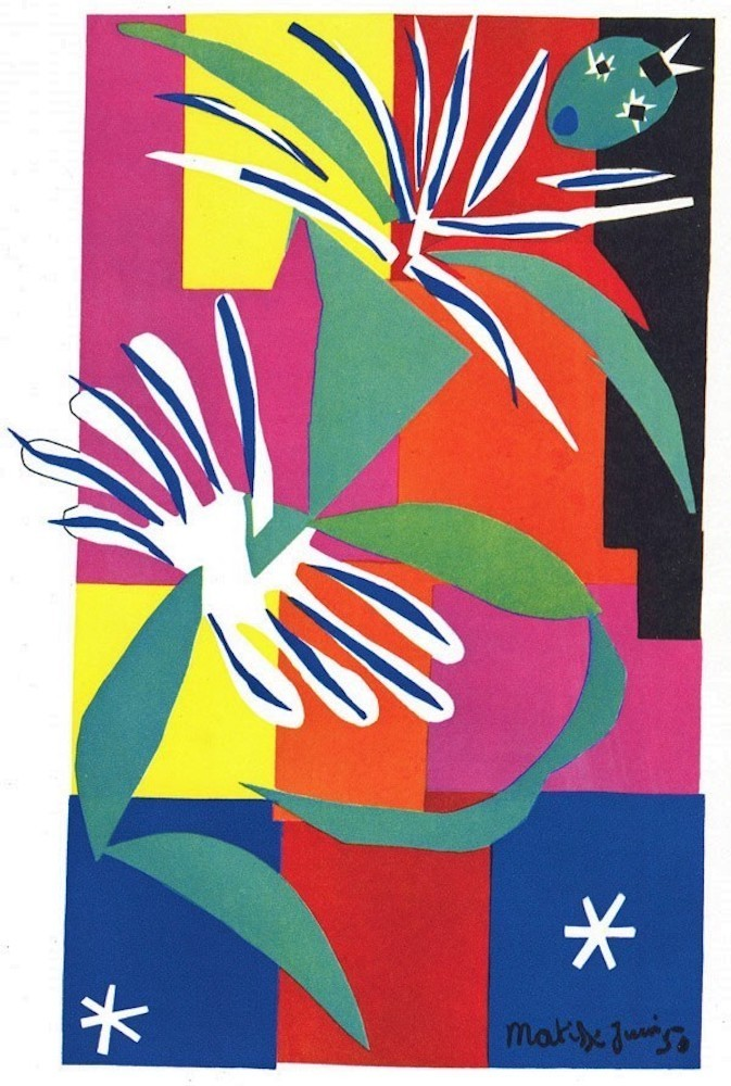 "Image result for ""danseuse creole"" 1950 matisse"