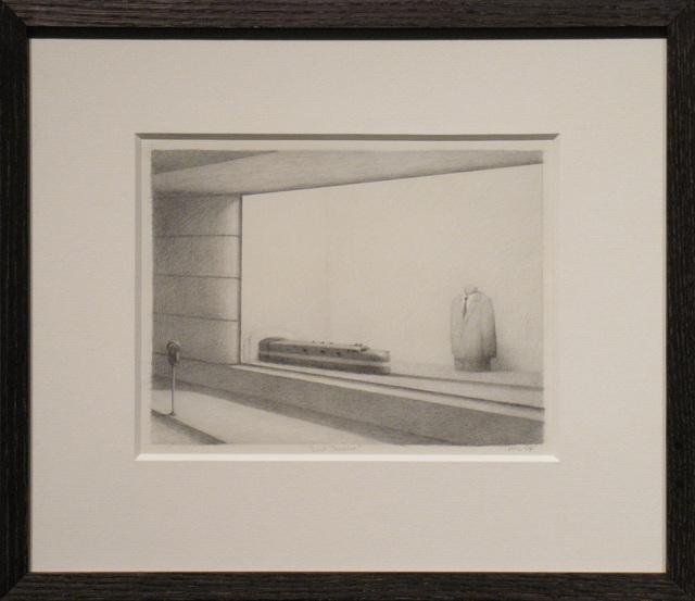 , 'Lost Traveler,' 2014, ARCADIA CONTEMPORARY
