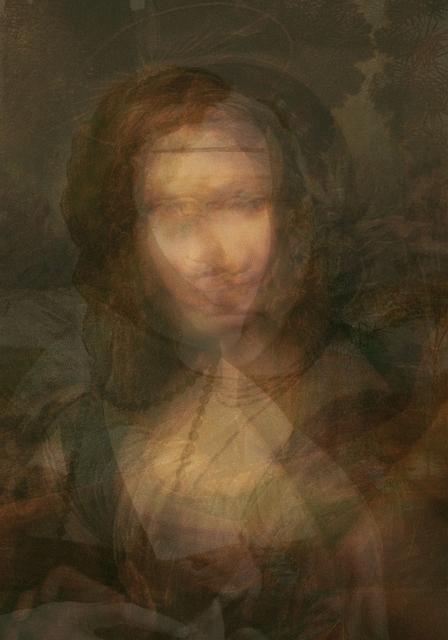 Doug Keyes, 'Leonardo da Vinci', 2012, Photography, Archival pigment print, G. Gibson Gallery