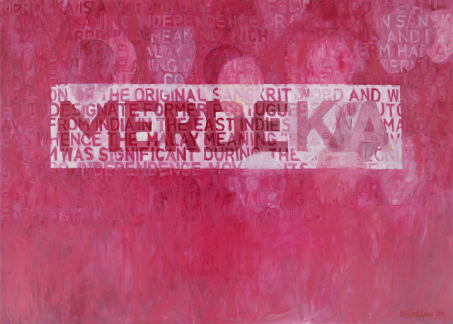 , 'MERDE-KA,' 2018, iPreciation