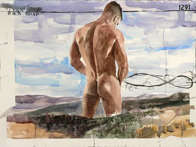 Jack Balas, 'Back Road (#1291)', 2015, ClampArt