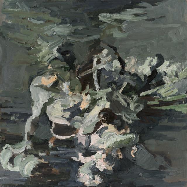 , 'Collision,' 2016, Klowden Mann