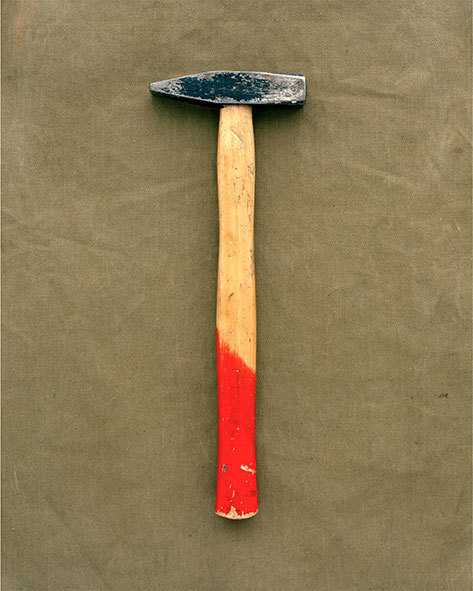 , 'Hammer,' 2009, SAGE Paris