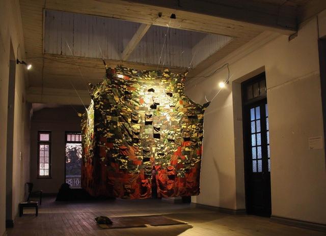 , 'Prayer on the Wind,' 2015, 10 Chancery Lane Gallery