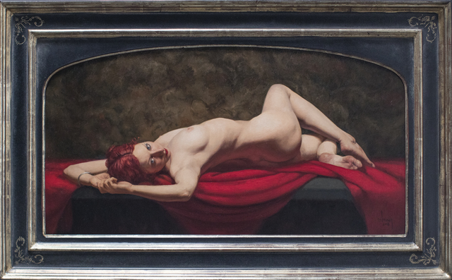 , 'Red,' 2018, ARCADIA CONTEMPORARY