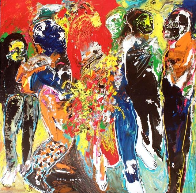 , 'L'Intello,' 2017, Sulger Buel Gallery