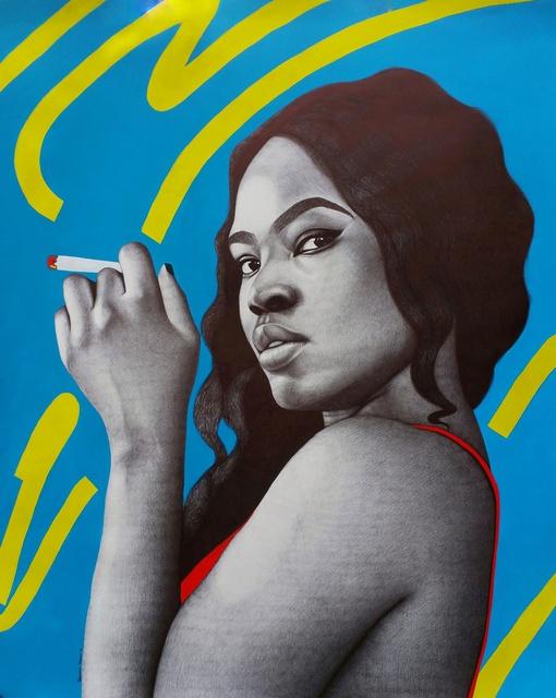 , 'Comfort Zone,' 2018, Avant Gallery