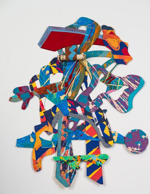 , 'Uptown Funk I,' 2018, Nicole Longnecker Gallery