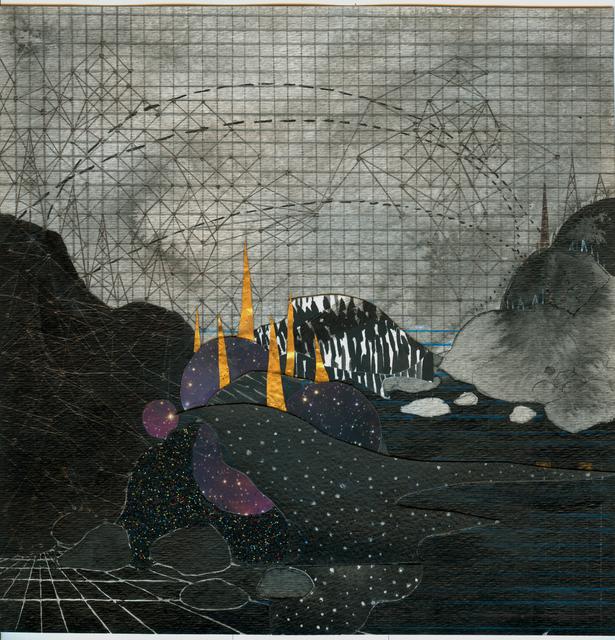 , 'strato 02,' 2011, Tiwani Contemporary