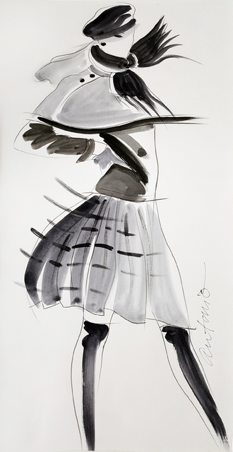 Antonio Lopez, 'Vogue Magazine, Perry Ellis ', 1980, Robert Funk Fine Art