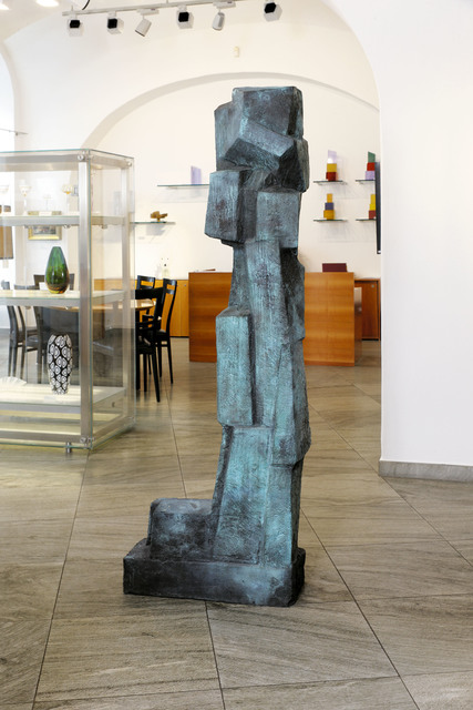 Josef Pillhofer, 'Hammurabi', 1970, Galerie Kovacek