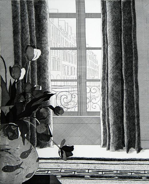 , 'Rue de Seine,' 1971, Mary Ryan Gallery, Inc