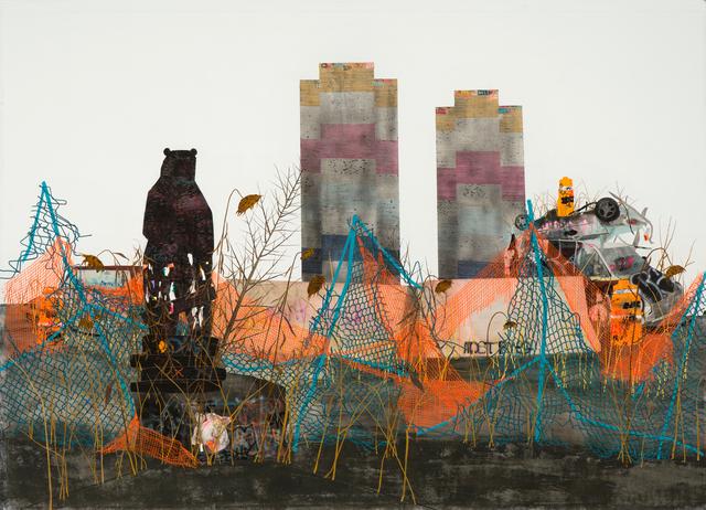 , 'Stacks (Wilderness),' 2016, Edward Tyler Nahem Fine Art LLC