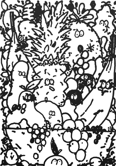 Stefan Marx, 'Fruits 2', 2015, Ruttkowski;68