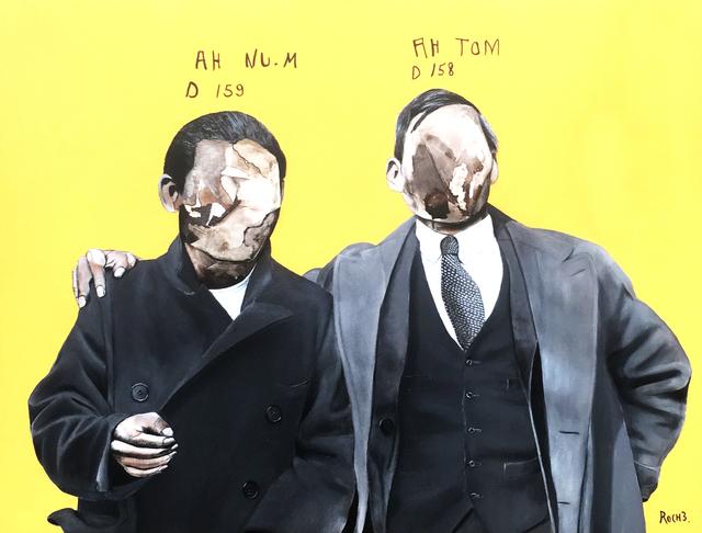 , 'TAC IX,' 2017, Galerie Artefact