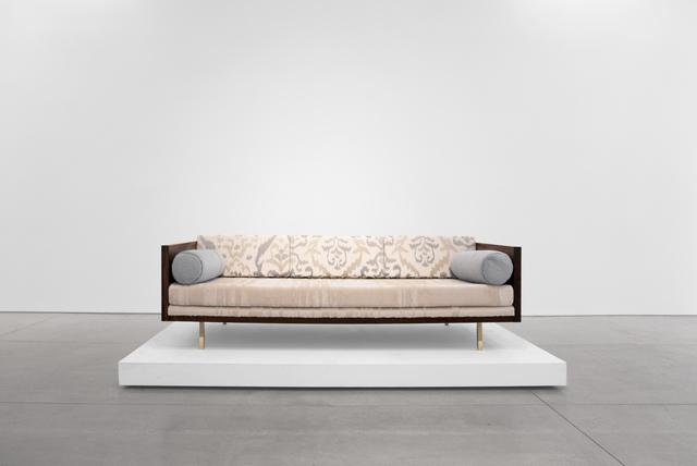 , 'Rosewood Case Sofa,' 1950-1959, Peter Blake Gallery