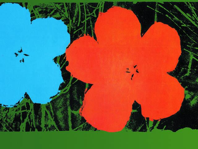Andy Warhol, 'Flowers,' 1965, Fondation Beyeler