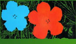 Andy Warhol, 'Flowers', 1965, Fondation Beyeler