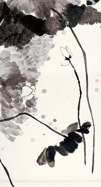 , 'Ink Lotus 墨荷,' 1974, Alisan Fine Arts