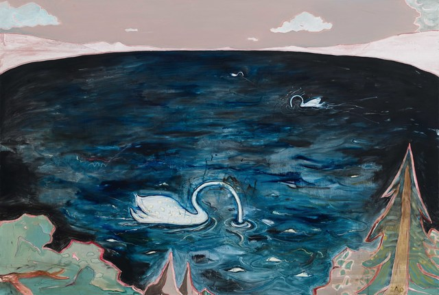 , 'The Swan Lake,' 2015, ShanghART