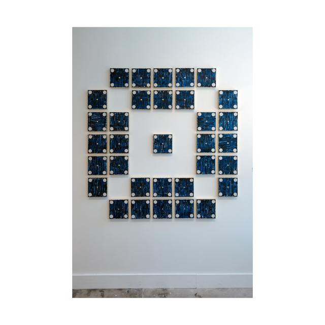 , 'solitary,' 2018, Jen Mauldin Gallery