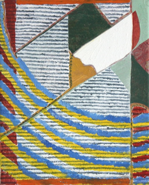 , 'Untitled,' 2015, India Dickinson