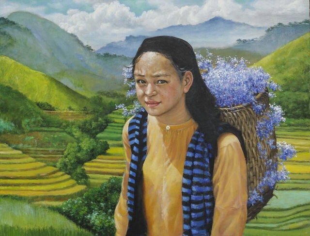 , 'Landscape,' 2016, Art Vietnam Gallery