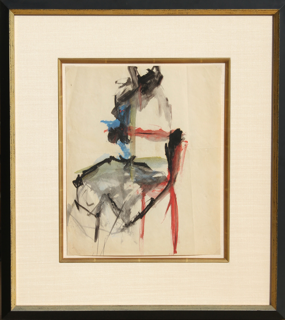 Willem de Kooning, 'Untitled - Chair', ca. 1957, RoGallery