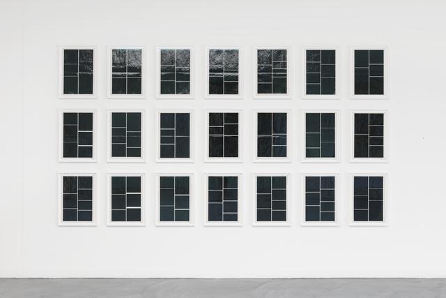 , '129 Dead,' 2012, Bartha Contemporary