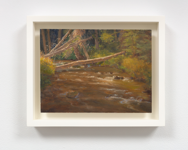 , 'Flat Creek in the Forest,' 2018, P.P.O.W