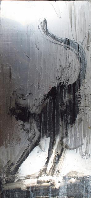 Richard Hambleton, 'Shadow Cat', 2010, Woodward Gallery