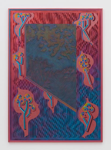, 'Get yr Z's,' 2016, David Kordansky Gallery