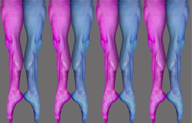 , 'Lattice Legs, Dangling Legs,' , ART CAPSUL