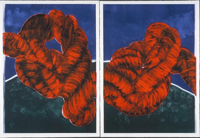 , 'Makes Me Holler,' 1999, Benjaman Gallery Group