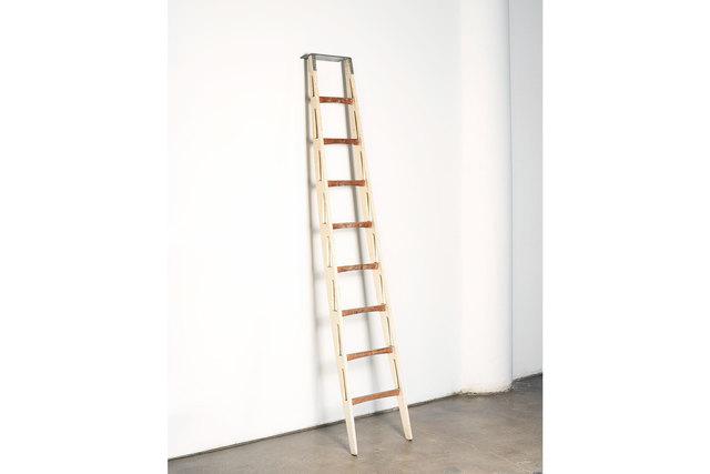 , 'Unique custom ladder for Villa Neuffer,' ca. 1940, Casati Gallery
