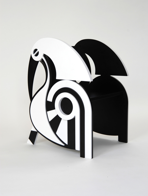, 'ML Ibis Chair,' 2015, kinder MODERN