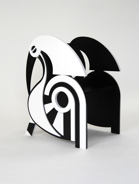 , 'ML Ibis Chair,' 2015, kinder MODERN
