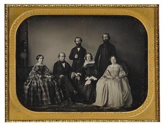 The Richardson Family, Boston