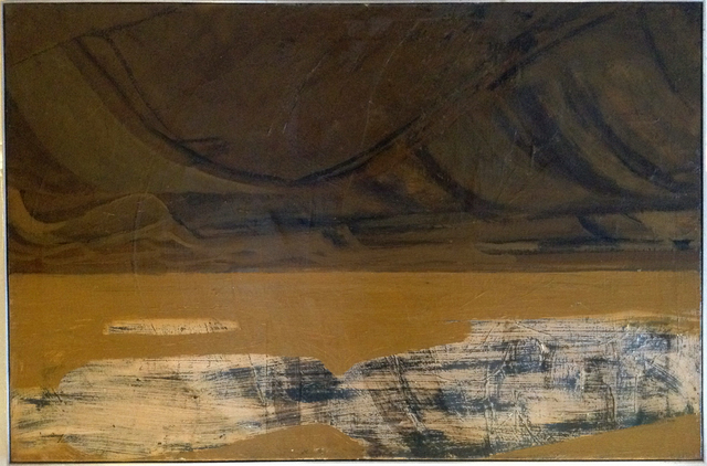 , 'Sea Painting II,' 1969, Cyril Gerber Fine Art/ Compass Gallery