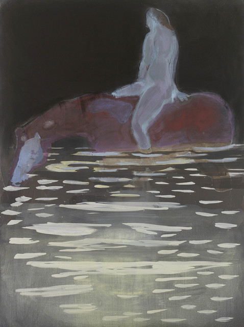 , 'Night Swim,' 2017, John Martin Gallery