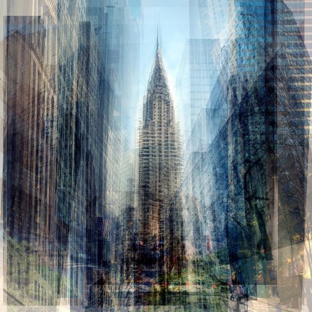 , 'Chrysler Building,' 2018, Petroff Gallery