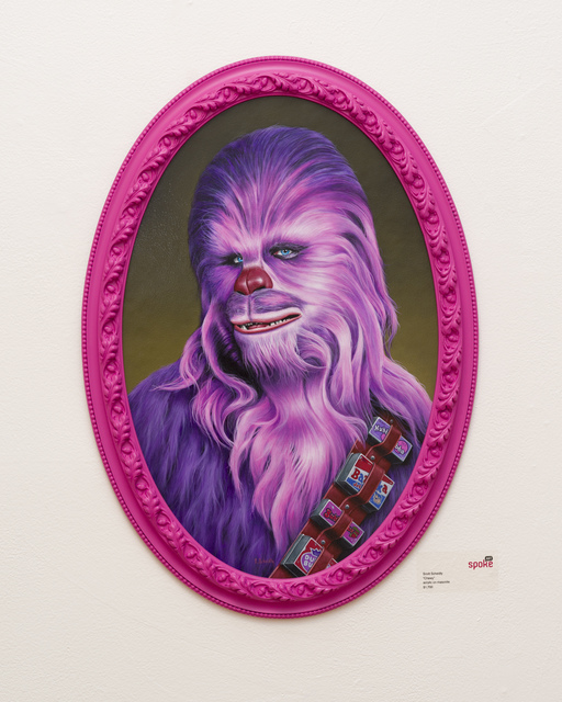 , 'Chewy,' 2013, Spoke Art