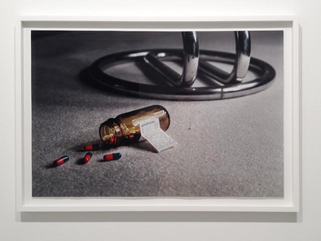 , 'Untitled Scenes (Pills),' 2015, Galerie Nordenhake
