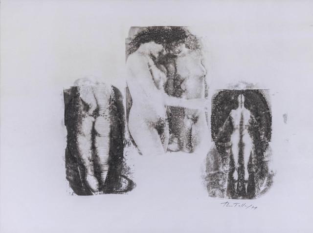Mimmo Rotella, 'Untitled', 1974, ArtRite