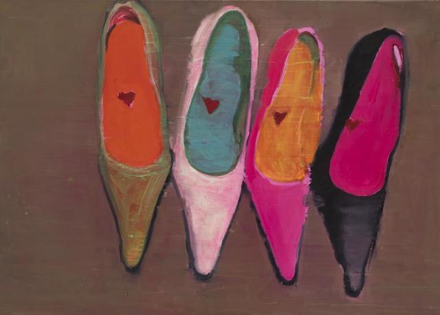 Daniele Galliano, 'Comode E Belle', 2004, Itineris