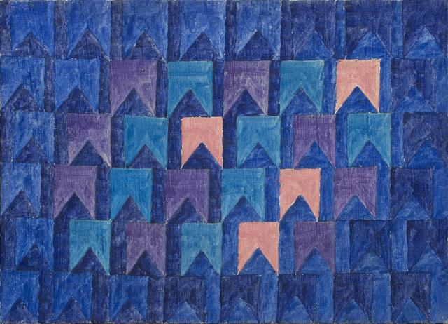 Alfredo Volpi, 'Untitled', 1960, Dan Galeria