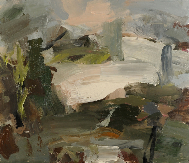 , 'Sudden light on the marsh,' 2017, Cadogan Contemporary