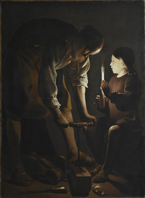 , 'Saint Joseph the Carpenter,' 1642, Museo Nacional del Prado